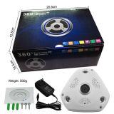 360パノラマ式の機密保護のための程度1.3MP 3D Vr IP WiFi Fisheyeのカメラ