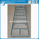 合板が付いている鋼鉄型枠シャッターパネル