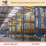Estante de paletas de acero de alta calidad de alta calidad de Tr-Rack