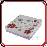 Fábrica Custom Make Plastic Plush Cosmetic Box Packaging