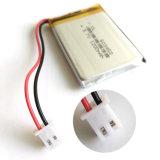 GPS DVD 이동할 수 있는 비디오 게임을%s 3.7V 1200mAh 603450pl Lipo 재충전 전지