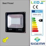 Nueva luz de inundación de la calidad económica y buena 10W 20W 30W 50W SMD LED