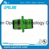 Adaptateur de Sc-PC de fibre optique pour le câble de fibre optique