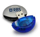 Bastone di fabbrica di alta qualità USB con logo stampato (103)