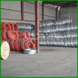 Galvanisierter angeschwemmter Stahldraht für Opgw Kabel