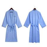 Bathrobe relativo à promoção do hotel/os Home pijama/Nightwear do algodão/