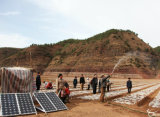 55kw automatische ZonnePomp voor Huis of de Verre Watervoorziening van het Gebied
