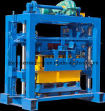 Машина бетонной плиты цены по прейскуранту завода-изготовителя Qt40-2 ручная, блок цемента делая машину для сбываний