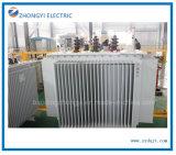 10kv 1250kVA transformateur à haute fréquence immergé dans l'huile de distribution de 3 phases