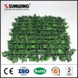 Seto Artificial ignífuga valla en rollo para el hogar decoración de jardín