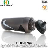600ml портативное BPA освобождают бутылку спортов пластмассы, идущую бутылку воды спортов пластмассы (HDP-0764)