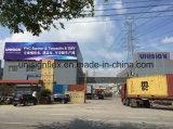 Drapeau éclairé à contre-jour stratifié par PVC d'Unisign