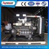 150HP het water koelde 6 de Motor van de Motor van Turbocharged R6105 van de Cilinder met Koppeling