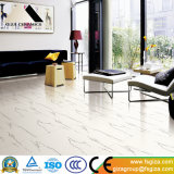 Azulejo Polished blanco popular 600*600m m de la porcelana para el suelo y la pared (SP6391T)