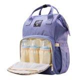 耐水性の多機能の大きい容量のハンドルの変更のミイラのおむつかおむつのバックパックの袋またはハンドバッグ