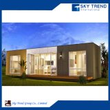 Recipiente inicial de envio Tiny House