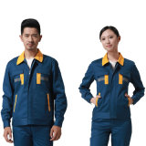 Arbeits-Abnützung-Ingenieur-Uniform kundenspezifischer Twill-des Berufsarbeitskleidungs-Erbauers