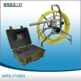 Водоустойчивый детектор трубы CCTV камеры осмотра трубы