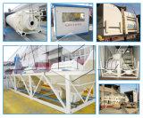 Concrete het Mengen zich van het Type van Transportband van de Riem van het Ce- Certificaat Installatie (HZS60)