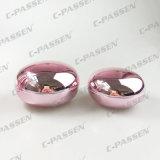 化粧品の包装のためのピンクのアクリルのクリーム色の瓶のローションのびん(PPC-NEW-065)