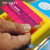 Einzelne Ultralight C RFID Papierkarte der Reise-Karten-MIFARE