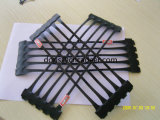 PP HDPE 플라스틱 단축 Geogrid 120kn/120kn 20/20kn