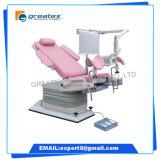 Mesa de exame elétrico / cadeira de ginecologia para cama de mulher Gyn