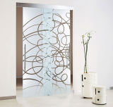 [سلكسكرين] طباعة زجاج زجاجيّة زخرفيّة