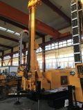 容易な操作200mの深く油圧クローラー井戸の鋭い機械