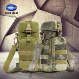 Saco de nylon impermeável tático ao ar livre da garrafa de água do sistema 2017 militar para a caminhada de escalada de viagem