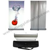 Hot Sale de la publicité de l'équipement de type clip Rouleau En haut la bannière (SR-10)