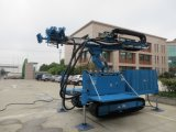 Mdl 150h 회전하는 시스템 건축 유압 크롤러 드릴링 기계