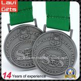 운동 경기를 위한 도전 경연 포상 주문 메달