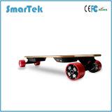 Smartek 4 het Elektrische Houten Skateboard Gyropode van Wielen met Dubbele Afstandsbediening - - Autoped van het Saldo van de Raad van de Motor de elektrisch-Lange S2b