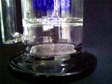 Pipe de fumage en verre de recycleur d'AA041wholesale