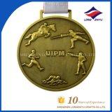 Медаль спорта медали культуризма золота металла поставкы фабрики для сувенира