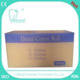 Rollo de algodón dental altamente absorbente desechable