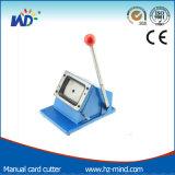 Резец карточки PVC резцов листа PVC