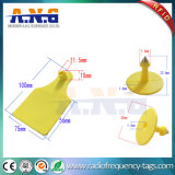 Passivate Animal Management UHF RFID Ear Tag for Cattle