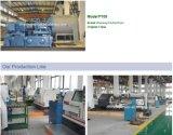 Centrifugador do empurrador de dois estágios para o processo químico