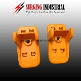 Parti di macinazione di giro lavoranti da POM, ABS della plastica di CNC di alta precisione su ordine