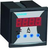 De Digitale Ampèremeter van de enige Fase met de Lage Prijs van de Fabriek van de Grootte 72*72 van het Alarm AC5a