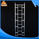 Heißer Verkaufs-intelligentes bewegliches Baugerüst, verwendetes einzelnes Breiten-Aufstiegs-Baugerüst
