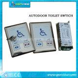 De automatische Schakelaar van het Toilet van de Deur voor maakt onbruikbaar