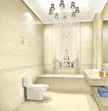 Mattonelle di ceramica interne della parete lustrate Matt del getto di inchiostro per la decorazione della toilette