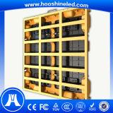 Amplio ángulo de visión P10 al aire libre SMD3535 LED gran pantalla