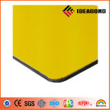 La azotea de Ideabond ACP artesona el panel compuesto de aluminio (AE-38B)