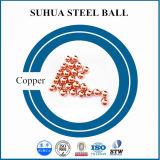bola de metal de aluminio sólida de la bola de 10.4m m 7A03