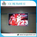 Индикация знака экрана СИД P3.91 HD крытая для рекламировать выставку
