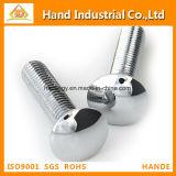 Tornillos cuadrados cortos principales planos del cuello del rodamiento DIN603/del tornillo de carro